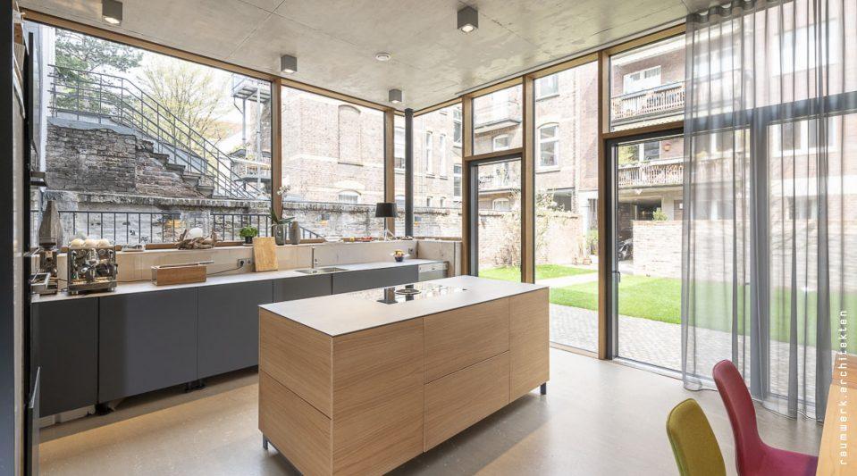 Lofthouse_Küche
